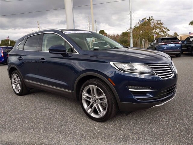 2017 Lincoln MKC Reserve 4 Door AWD SUV