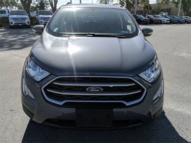 2020 Ford EcoSport SE FWD SUV Automatic Intercooled Turbo Regular Unleaded I-3 1.0 L/61 Engine