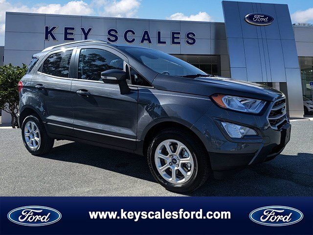 2020 Ford EcoSport SE Automatic 4 Door FWD