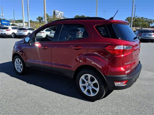 2020 Ford EcoSport SE FWD SUV Automatic