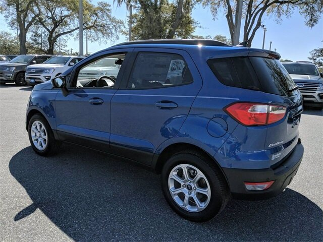 2020 Ford EcoSport SE SUV Automatic FWD