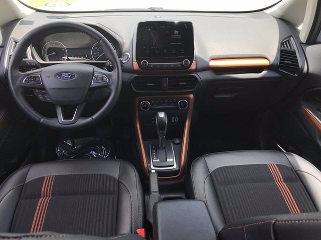 2018 Ford EcoSport SES Automatic Regular Unleaded I-4 Engine SUV AWD 4 Door