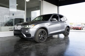 2015 BMW X3 xDrive35i Automatic SUV 4 Door AWD