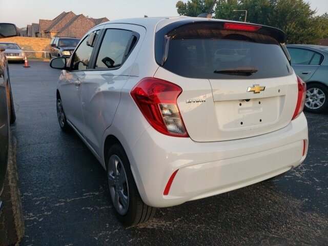 2019 Chevrolet Spark LS Hatchback Manual FWD