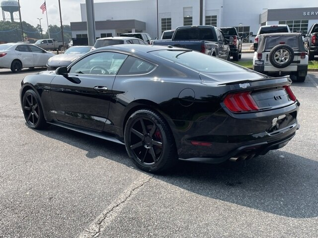 2019 Ford Mustang GT Premium Manual 5.0L V8 Ti-VCT Engine 2 Door