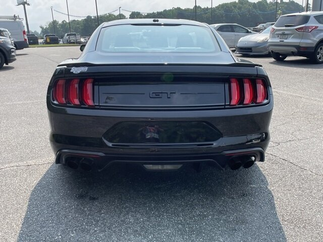 2019 Ford Mustang GT Premium 2 Door Manual 5.0L V8 Ti-VCT Engine RWD Coupe