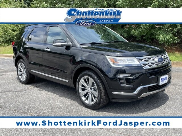 2018 Ford Explorer Limited 4 Door 4X4 3.5L V6 Ti-VCT Engine Automatic SUV