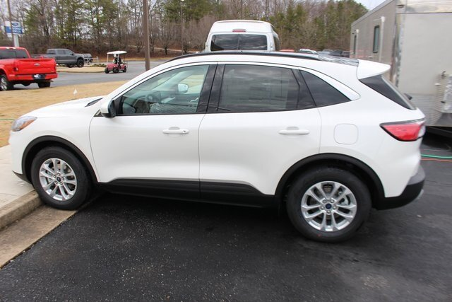2021 Ford Escape SE SUV AWD Automatic 1.5L EcoBoost Engine 4 Door
