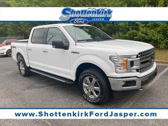 2018 Ford F-150 XLT Automatic 4 Door 5.0L V8 Engine 4X4 Truck