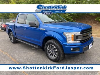 2018 Ford F-150 XLT 4X4 5.0L V8 Engine 4 Door Truck Automatic