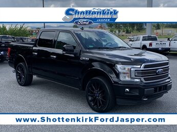 2018 Ford F-150 Limited 4 Door 3.5L V6 Engine Automatic