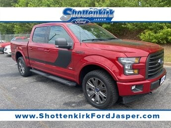 2017 Ford F-150 XLT Truck 4 Door Automatic 3.5L V6 Engine 4X4
