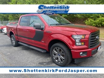 2017 Ford F-150 XLT 4X4 3.5L V6 Engine Truck 4 Door