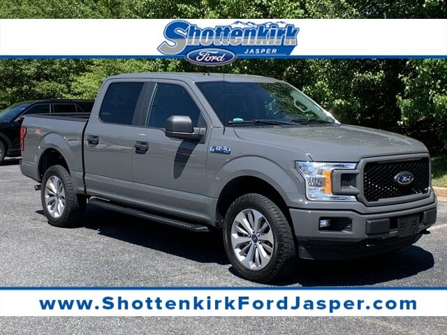 2018 Ford F-150 XL Automatic Truck 3.5L V6 Engine 4 Door