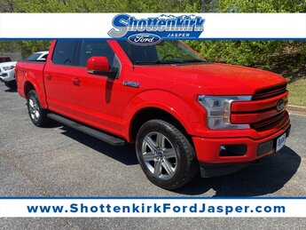 2019 Ford F-150 Lariat 4 Door Truck 4X4
