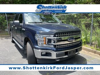 2018 Ford F-150 XLT 4X4 4 Door EcoBoost 2.7L V6 GTDi DOHC 24V Twin Turbocharged Engine