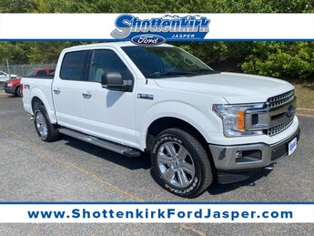 2018 Ford F-150 XLT 2.7L V6 EcoBoost Engine 4X4 Automatic 4 Door