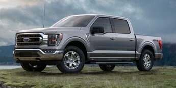 2021 Ford F-150 XL 2.7L V6 EcoBoost Engine Truck 4X4 Automatic 4 Door