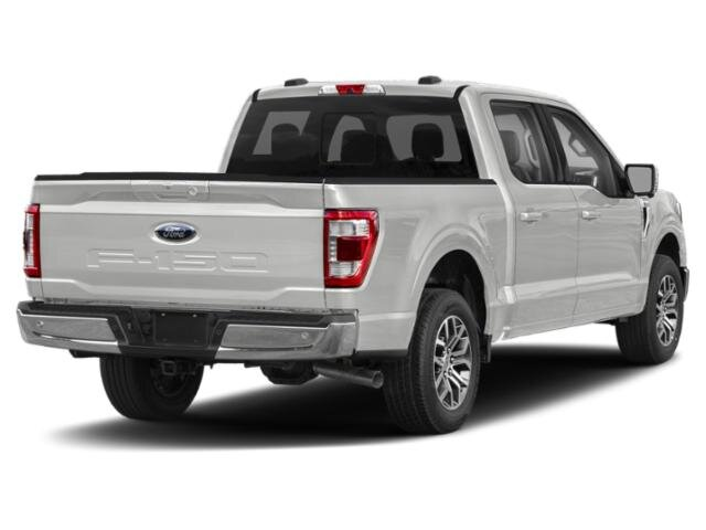 2021 Ford F-150 Lariat Automatic 4X4 3.5L 6-Cylinder PDI Turbocharged DOHC Engine 4 Door