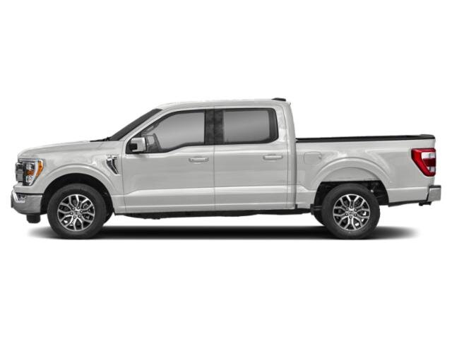 2021 Oxford White Ford F-150 Lariat Automatic Truck 3.5L 6-Cylinder PDI Turbocharged DOHC Engine 4 Door