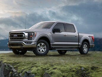 2021 Ford F-150 Lariat Truck Automatic 4 Door