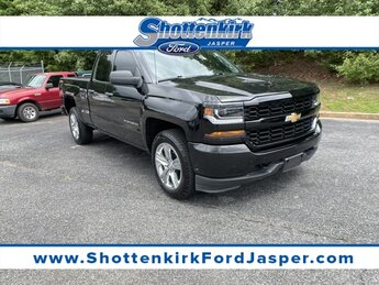 2017 Chevrolet Silverado 1500 Custom 4 Door Truck Automatic