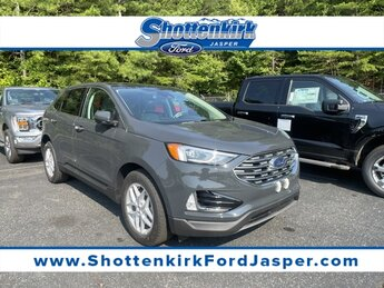 2021 Ford Edge SEL AWD Automatic EcoBoost 2.0L I4 GTDi DOHC Turbocharged VCT Engine 4 Door SUV