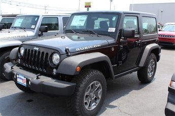 Jeep Wrangler For Sale >> New Jeep Wrangler JK Rubicon For Sale In Lockport NY
