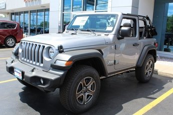 2018 Jeep Wrangler Sport S 3.6L V6 24V VVT Engine Automatic 2 Door