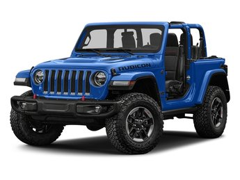 2018 Ocean Blue Metallic Clearcoat Jeep Wrangler Sport S 4X4 2 Door 2.0L I4 DOHC Engine Automatic SUV
