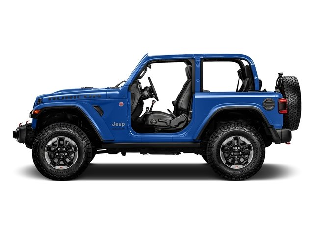 2018 Jeep Wrangler Sport S SUV 2.0L I4 DOHC Engine Automatic 2 Door 4X4
