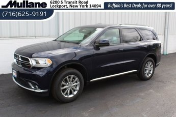 2018 Dodge Durango SXT Automatic SUV 3.6L V6 24V VVT Engine 4 Door AWD