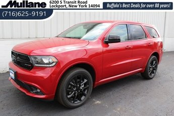 2018 Red Line Dodge Durango SXT Automatic SUV AWD 4 Door 3.6L V6 24V VVT Engine