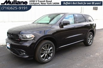 2018 Dodge Durango GT 3.6L V6 24V VVT Engine SUV AWD 4 Door