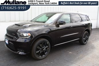 2018 In-Violet Clearcoat Dodge Durango GT 4 Door Automatic SUV 3.6L V6 24V VVT Engine