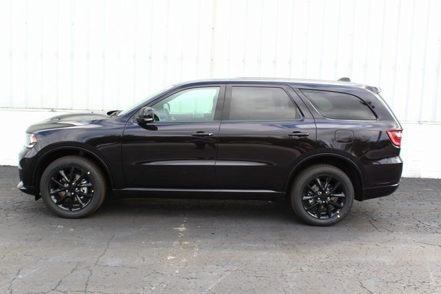 2018 In-Violet Clearcoat Dodge Durango GT AWD SUV Automatic 4 Door