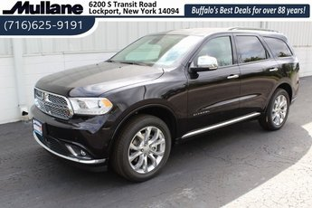 2018 Dodge Durango Citadel 4 Door Automatic 3.6L V6 24V VVT Engine SUV