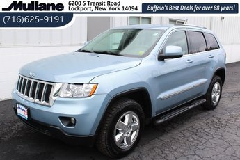 2012 Jeep Grand Cherokee Laredo 3.6L V6 Flex Fuel 24V VVT Engine 4X4 SUV Automatic