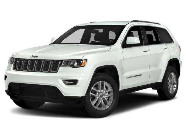 2019 Bright White Clearcoat Jeep Grand Cherokee Laredo E SUV Automatic 4 Door 4X4 3.6L V6 24V VVT Engine