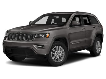 2019 Granite Crystal Metallic Clearcoat Jeep Grand Cherokee Laredo E 3.6L V6 24V VVT Engine 4 Door 4X4 Automatic SUV