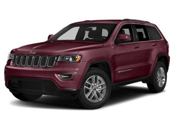 2019 Velvet Red Pearlcoat Jeep Grand Cherokee Laredo E Automatic 4X4 4 Door