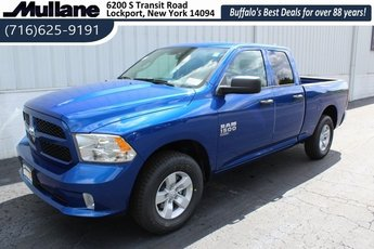2019 Blue Streak Pearlcoat Ram 1500 Express Automatic 4X4 4 Door