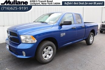 2019 Ram 1500 Express 3.6L 6-Cylinder Flex Fuel Engine Automatic 4 Door 4X4