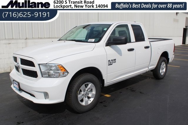 2019 Ram 1500 Express 3.6L V6 24V VVT Engine 4X4 Automatic 4 Door Truck