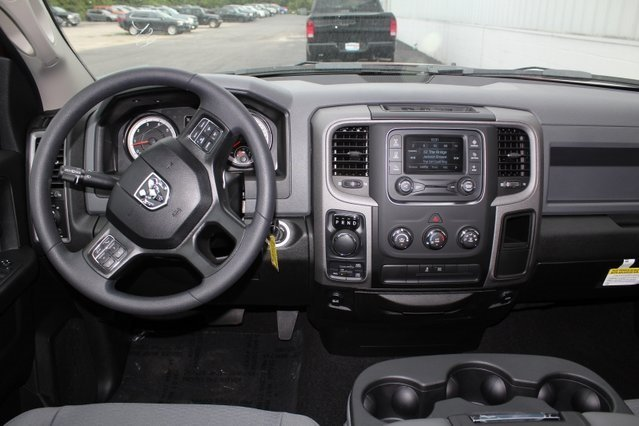 2019 Ram 1500 Express 5.7L 8-Cylinder Engine Truck Automatic 4 Door 4X4