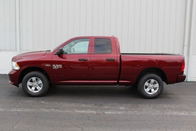 2019 Delmonico Red Pearlcoat Ram 1500 Express Automatic Truck 5.7L 8-Cylinder Engine