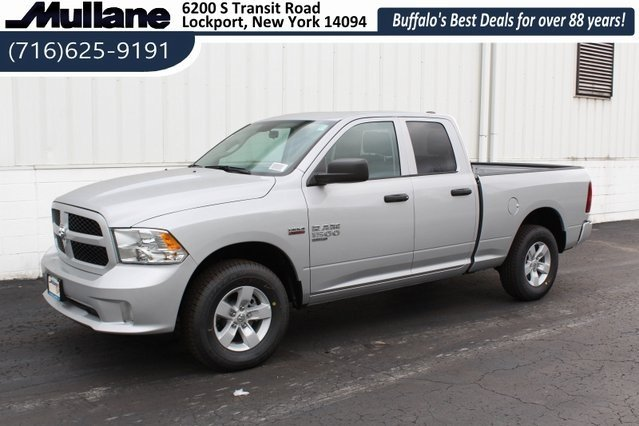 2019 Ram 1500 Express Automatic 4X4 Truck HEMI 5.7L V8 Multi Displacement VVT Engine