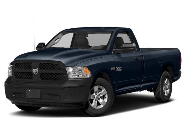 2019 True Blue Pearlcoat Ram 1500 Classic SLT HEMI 5.7L V8 Multi Displacement VVT Engine Automatic 4X4 4 Door Truck