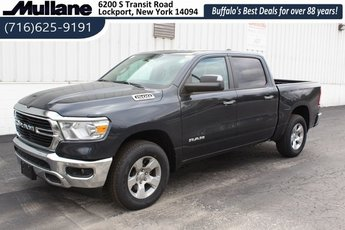 2019 Maximum Steel Metallic Clearcoat Ram 1500 Big Horn/Lone Star Automatic 4 Door Truck