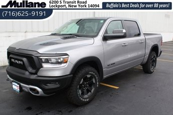 2019 Ram 1500 Rebel Truck HEMI 5.7L V8 Multi Displacement VVT Engine 4X4 Automatic
